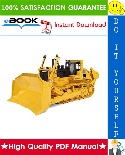 Thumbnail ☆☆ Best ☆☆ Komatsu D475A-5 Bulldozer Service Repair Manual + Field Assembly Manual + Operation & Maintenance Manual (Serial Number: 20001 and up)