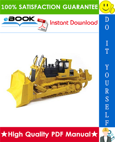 Thumbnail ☆☆ Best ☆☆ Komatsu D475A-5E0, D475ASD-5E0 Bulldozer Service Repair Manual + Field Assembly Manual + Operation & Maintenance Manual (Serial Number: 30001 and up)