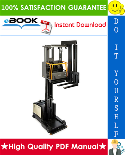 Thumbnail ☆☆ Best ☆☆ Crown 1.5 TSP Forklift Truck Service Repair Manual & Parts Manual
