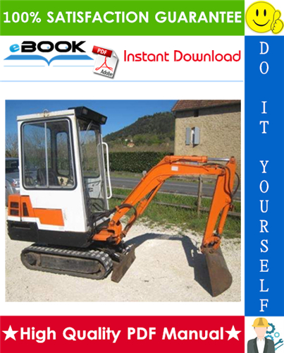 Thumbnail ☆☆ Best ☆☆ Takeuchi TB15, TB120 Compact Excavator Parts Manual