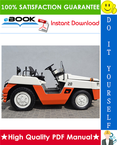 Thumbnail ☆☆ Best ☆☆ Toyota 02-2TD15, 02-2TD18, 02-2TD20, 02-2TD23, 02-2TD25 Towing Tractor Parts Manual