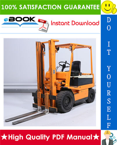 Thumbnail ☆☆ Best ☆☆ Toyota 2FB30, 30-2FB30 Forklift Trucks Parts Manual