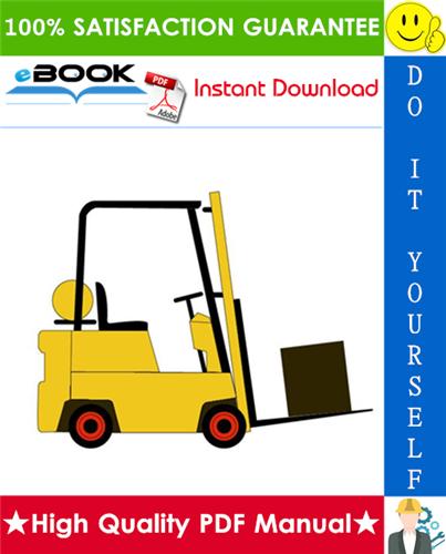 Thumbnail ☆☆ Best ☆☆ Toyota 5FBC13, 5FBC15, 30-5FBC13, 30-5FBC15 Series Forklift Trucks Parts Manual