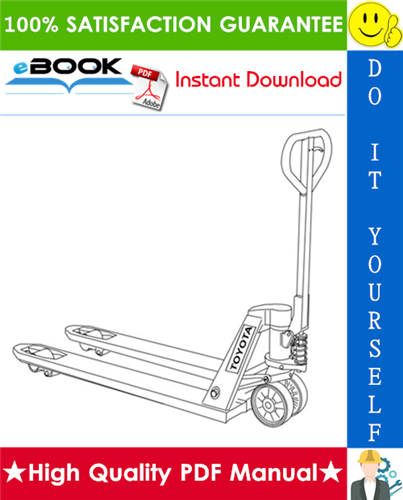 Thumbnail ☆☆ Best ☆☆ Toyota Hand Truck HT23, HT23Q, HT23O, HT23X, HT23U, HT 20Stainless Spare Parts Catalogue