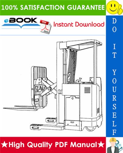 Thumbnail ☆☆ Best ☆☆ Yale NR035AC, NR040AC, NR045AC, NDR030AC (A815) Forklift Trucks Parts Manual