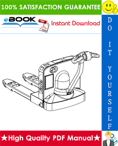 Thumbnail ☆☆ Best ☆☆ Yale MPW045E (B802), MPB040E (B827) Motorized Hand Trucks Parts Manual