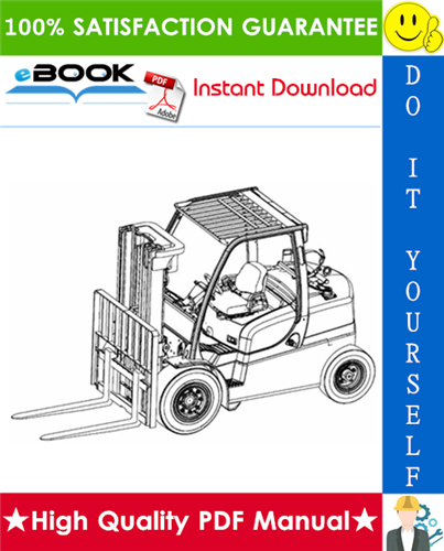 Thumbnail ☆☆ Best ☆☆ Yale GLP40VX5, GDP40VX5, GLP40VX6, GDP40VX6, GLP45SVX5, GDP45SVX5, GLP45VX6, GDP45VX6, GLP50VX, GDP50VX, GLP55VX, GDP55VX (F813) Forklift Trucks Parts Manual
