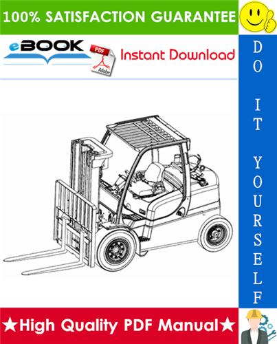 Thumbnail ☆☆ Best ☆☆ Yale GLP40VX5, GDP40VX5, GLP40VX6, GDP40VX6, GLP45VX6, GDP45VX6, GLP45SVX5, GDP45SVX5, GLP50VX, GDP50VX, GLP55VX, GDP55VX (G813) Forklift Trucks Parts Manual