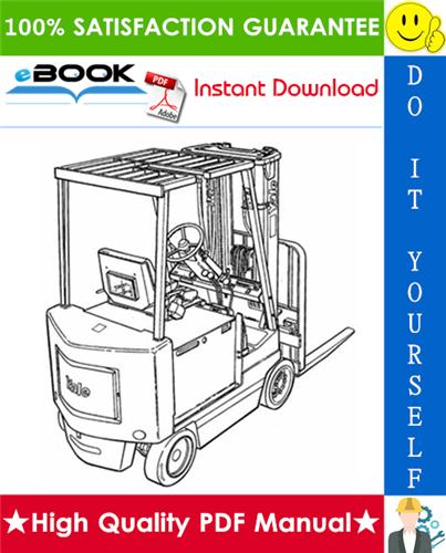 Thumbnail ☆☆ Best ☆☆ Yale ERC RA, ERC ZA Lift Truck Parts Manual