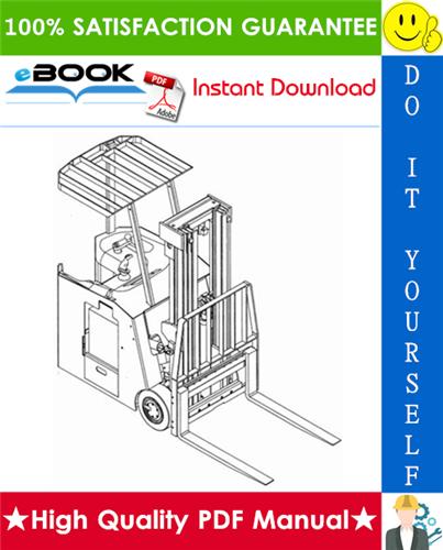 Thumbnail ☆☆ Best ☆☆ Yale ESC030EA Lift Truck Parts Manual