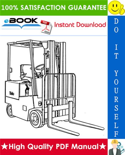 Thumbnail ☆☆ Best ☆☆ Yale ERC025AC, ERC030AC, ERC040AC, ERP020AC, ERP025AC, ERP030AC, ERC030BC, ERC040BC, ERP030BC, ERP040BC Electric Rider Fork Lift Truck Service Repair Manual