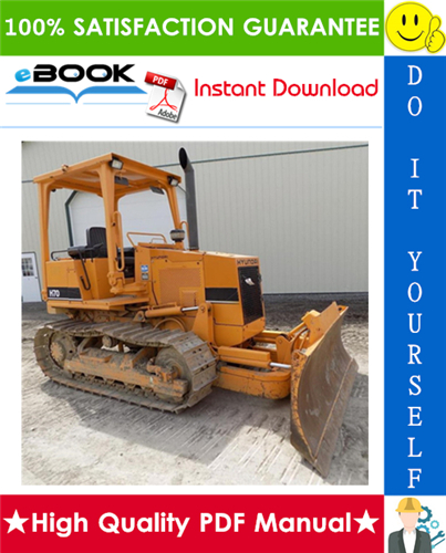 Thumbnail ☆☆ Best ☆☆ Hyundai H70 Crawler Dozers Service Repair Manual