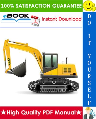 Thumbnail ☆☆ Best ☆☆ Hyundai R370LC-7 Crawler Excavator Service Repair Manual