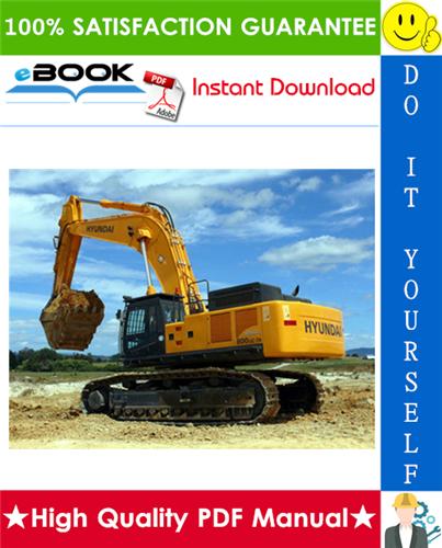 Thumbnail ☆☆ Best ☆☆ Hyundai R800LC-7A Crawler Excavator Service Repair Manual