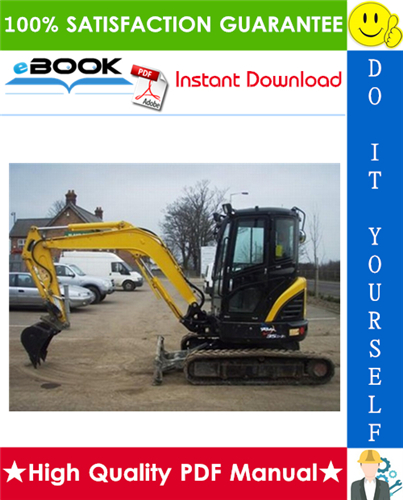 Thumbnail ☆☆ Best ☆☆ Hyundai R35Z-7A Mini Crawler Excavator Service Repair Manual