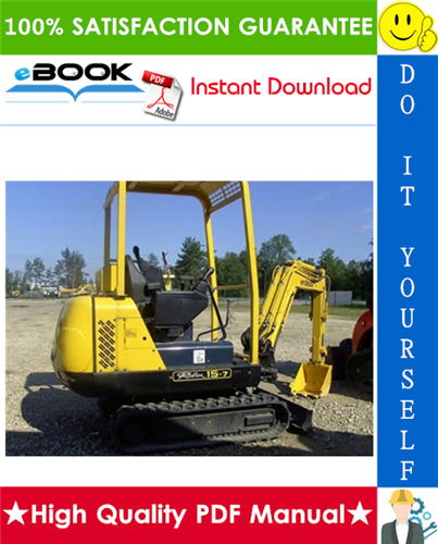 Thumbnail ☆☆ Best ☆☆ Hyundai Robex 15-7, R15-7 Mini Excavator Service Repair Manual