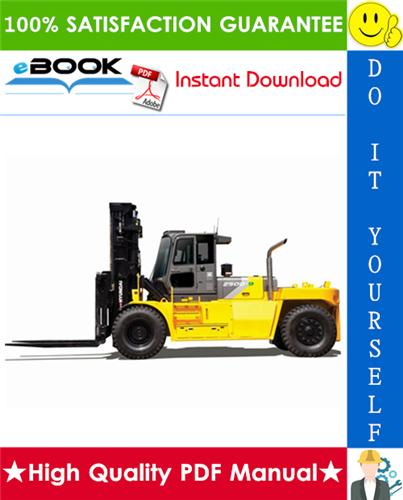 Thumbnail ☆☆ Best ☆☆ Hyundai 250D-9 Forklift Truck Service Repair Manual