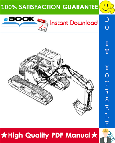 Thumbnail ☆☆ Best ☆☆ Liebherr R317 Litronic Hydraulic Excavator Operation & Maintenance Manual (from serial number 27000)