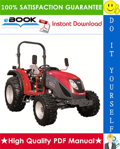 Thumbnail ☆☆ Best ☆☆ TYM T603 Tractors Service Repair Manual