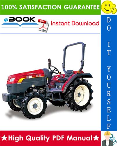 Thumbnail ☆☆ Best ☆☆ TYM T390 T400 T430 T450 Tractors Service Repair Manual