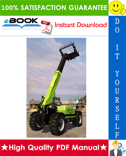 Thumbnail ☆☆ Best ☆☆ Deutz-Fahr Agrovector 26.6, 30.7 Tractor Service Repair Manual