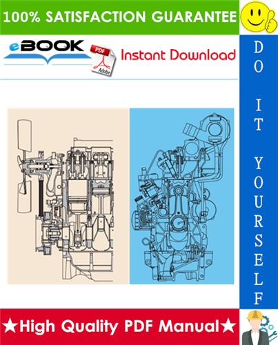 Thumbnail ☆☆ Best ☆☆ Deutz-Fahr Engine Euro 2 Series 1000/3-4-6 cylinders  Service Repair Manual