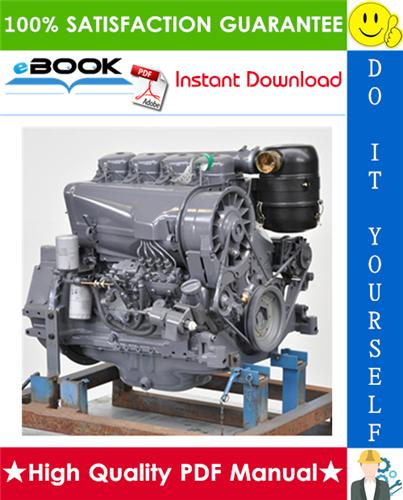 Thumbnail ☆☆ Best ☆☆ Deutz 912, 913 Engine Service Repair Manual