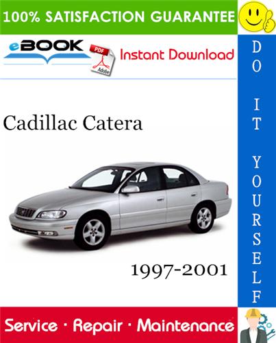 Thumbnail ☆☆ Best ☆☆ Cadillac Catera Service Repair Manual 1997-2001 Download