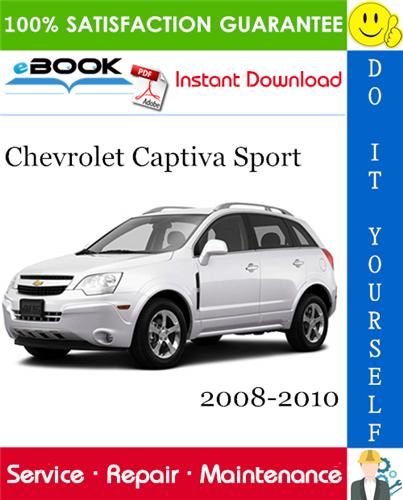 Thumbnail ☆☆ Best ☆☆ Chevrolet Captiva Sport Service Repair Manual 2008-2010 Download