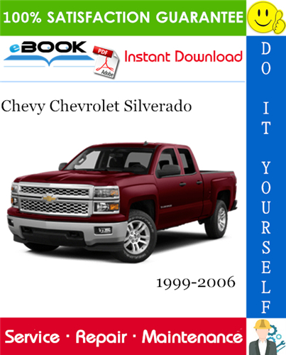 Thumbnail ☆☆ Best ☆☆ Chevy Chevrolet Silverado Service Repair Manual 1999-2006 Download