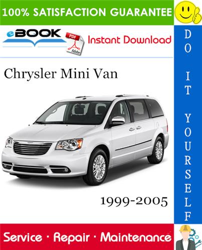Thumbnail ☆☆ Best ☆☆ Chrysler Mini Van Service Repair Manual 1999-2005 Download