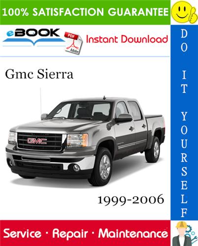 Thumbnail ☆☆ Best ☆☆ Gmc Sierra Service Repair Manual 1999-2006 Download
