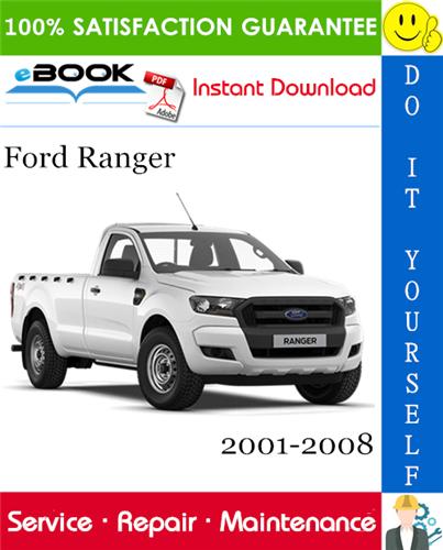 Thumbnail ☆☆ Best ☆☆ Ford Ranger Service Repair Manual 2001-2008 Download