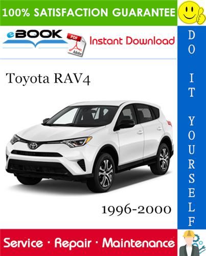Thumbnail ☆☆ Best ☆☆ Toyota Rav4 Service Repair Manual 1996-2000 Download