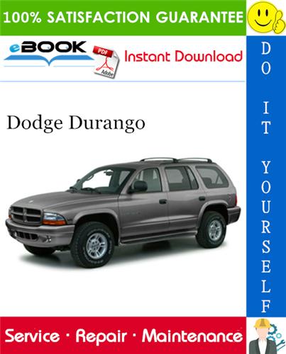 Thumbnail ☆☆ Best ☆☆ 2000 Dodge Durango Service Repair Manual
