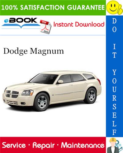 Thumbnail ☆☆ Best ☆☆ 2005 Dodge Magnum Service Repair Manual