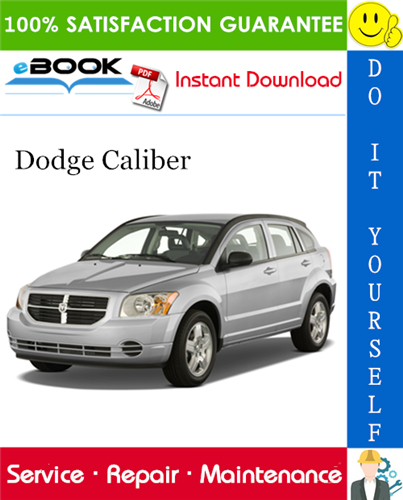 Thumbnail ☆☆ Best ☆☆ 2007 Dodge Caliber Service Repair Manual