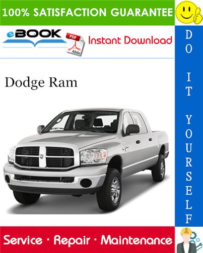 Thumbnail ☆☆ Best ☆☆ 2008 Dodge Ram Truck Service Repair Manual