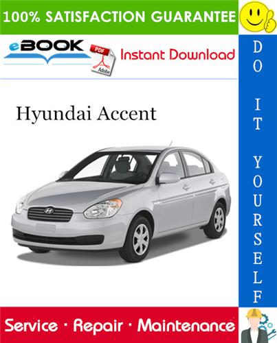 Thumbnail ☆☆ Best ☆☆ 2007 Hyundai Accent Service Repair Manual