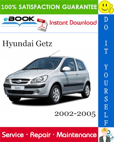 Thumbnail ☆☆ Best ☆☆ Hyundai Getz Service Repair Manual 2002-2005 Download