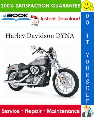Thumbnail ☆☆ Best ☆☆ 2009 Harley Davidson DYNA Models (FXD, FXDC, FXDL, FXDB, FXDF) Motorcycle Service Repair Manual