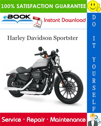 Thumbnail ☆☆ Best ☆☆ 2010 Harley Davidson Sportster 883 & 1200 Models (XL883R, XL883C, XL883L, XL883N, XL1200C, XL1200L, XL1200N, XR1200, XR1200X) Motorcycle Service Repair Manual