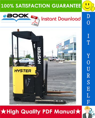 Thumbnail ☆☆ Best ☆☆ Hyster N50XMA2 (B471) Electric Forklift Truck Parts Manual