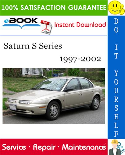 Thumbnail ☆☆ Best ☆☆ Saturn S Series Service Repair Manual 1997-2002 Download