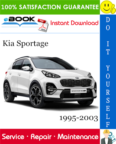 Thumbnail ☆☆ Best ☆☆ Kia Sportage Service Repair Manual 1995-2003 Download