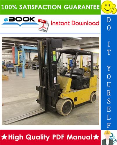 Thumbnail ☆☆ Best ☆☆ Hyster Spacesaver S60E (S3.00E), S70E (S3.50E), S80E (S4.00E), S100E (S5.00E), S120E (S5.50E) [C004] Forklift Trucks Parts Manual