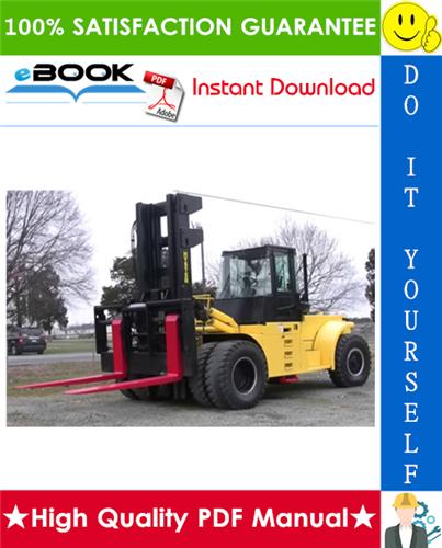 Thumbnail ☆☆ Best ☆☆ Hyster Challenger H360C, H370C, H400C, H420C, H460C, H470C, H510C, H520C, H550C, H580C, H620C, H650C, H700C (C008) Forklift Trucks Parts Manual