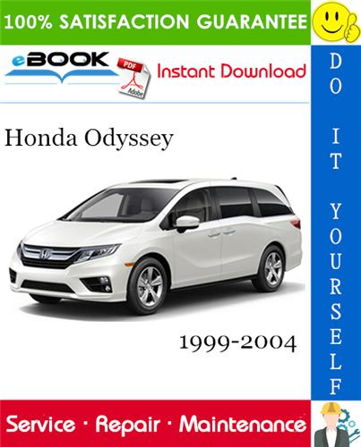 Thumbnail ☆☆ Best ☆☆ Honda Odyssey Service Repair Manual 1999-2004 Download