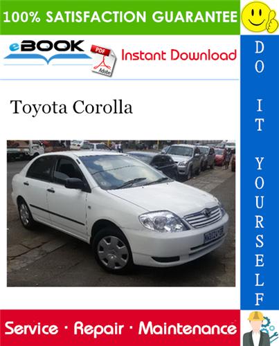 Thumbnail ☆☆ Best ☆☆ 2004 Toyota Corolla Service Repair Manual