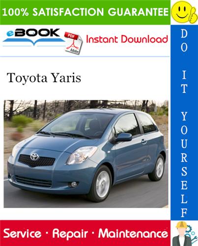 Thumbnail ☆☆ Best ☆☆ 2007 Toyota Yaris Service Repair Manual